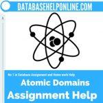 Atomic Domains