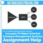 Concepts Of Object Oriented Database Management Systems