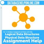 Logical Data Structures Physical Data