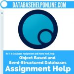 Object Based and Semi-Structured Databases