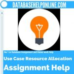 Use Case Resource Allocation